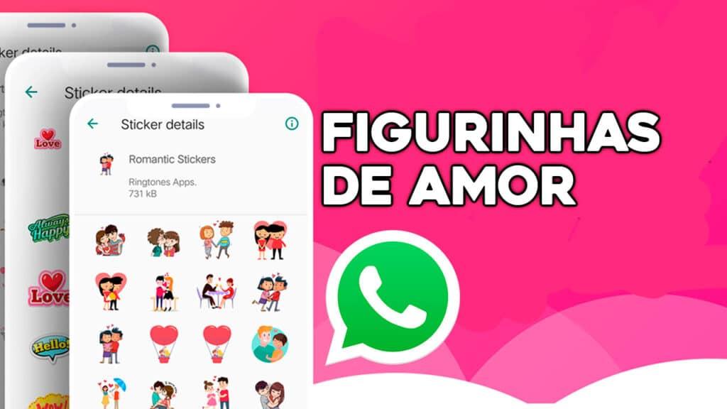 figurinhas de amor para whatsapp