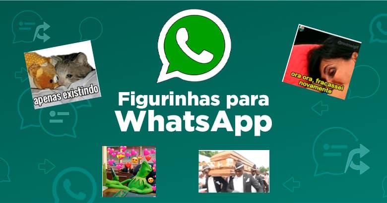 figurinhas do whatsapp para baixar