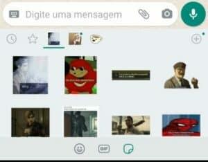figurinhas de meme instaladas whatsapp